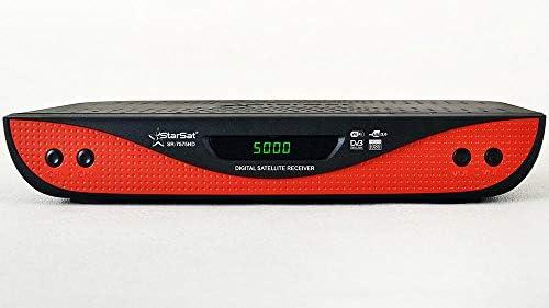 SR-7575HD-HD Receiver, Full HD, USB, 5000 Channel, PVR Ready