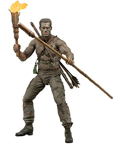 "Predator - 7"" Scale Action Figure - 30th Anniversary Jungle"