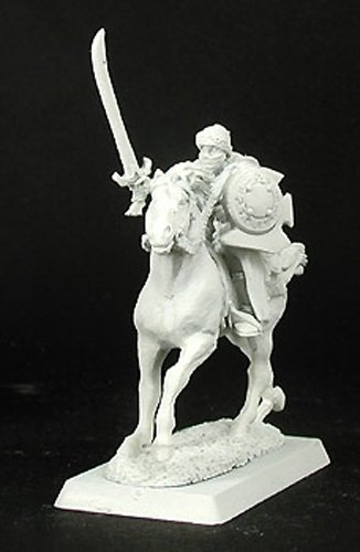 Anwar Nefsokar Sergeant Vest-pocket 25mm Heroic Scale Warlord Reaper Miniatures