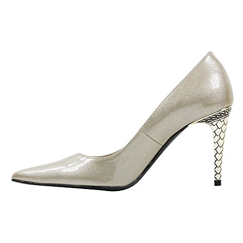 J.renee Womens Maressa Dress Pump Taupe