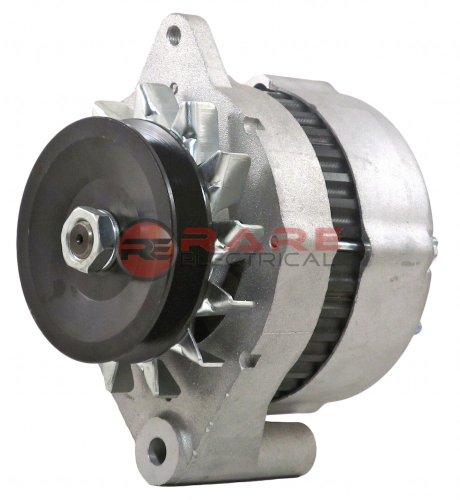 NEW ALTERNATOR FITS DITCH WITCH CSG-649 FORD ENGINE 8AL2046F 8AL2046FA 110-529 110529