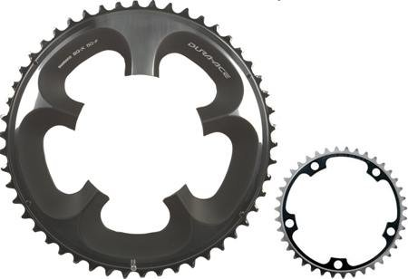 7900 Chain - SHIMANO FC-7900 Dura-Ace Chainring (Silver, 130x39T 10 Speed)
