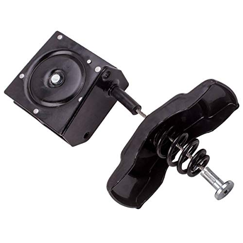 WayJun 52020568AD Spare Tire Carrier Hoist fit for 2002-2005 Dodge Ram 1500 2003-2012 Dodge Ram 2500 Ram 3500 924-538 (Dodge Spare Tire Hoist)
