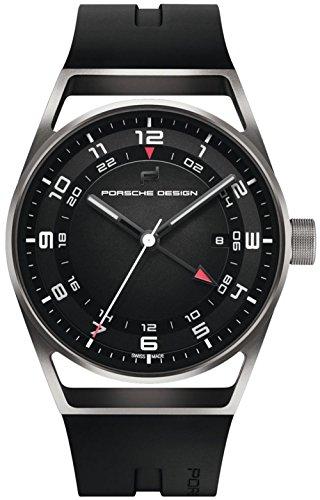 Porsche Design 1919 Globetimer Men's watches 6020.2.01.001.06.2