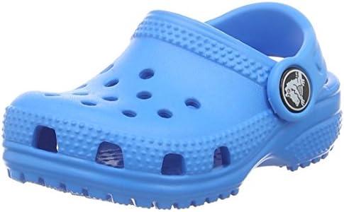 Crocs Kids' Classic Clog, Ocean, 1 M US