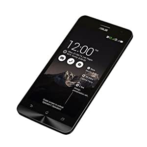 "Asus Zenfone 5 8GB Dual SIM (Unlocked) A501CG 5"" Black - International Version No Warranty"