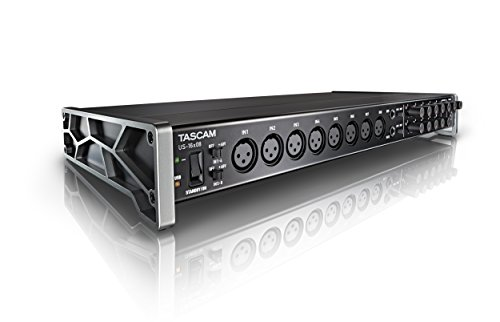 Tascam US-16X08 16×8 channel USB Audio Interface