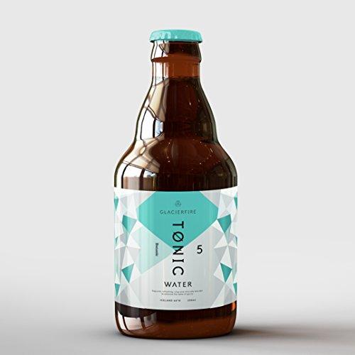GlacierFire - Icelandic Tonic Water #5 - Botanic - 330ml -