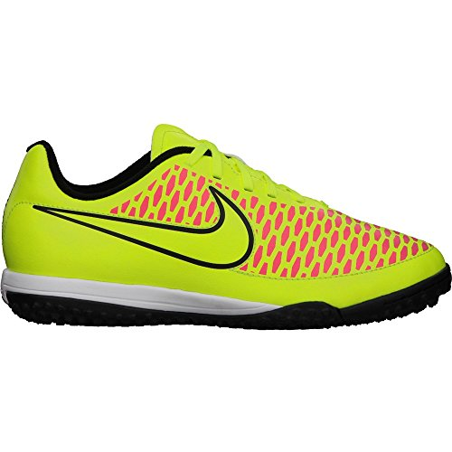 Nike Jr. Magista Onda Astroturf Junior Soccer Boot, Yellow/Black (5.5Y)