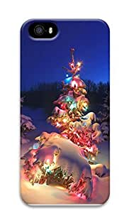 Case For Iphone 6 Plus 5.5 Inch Cover Merry christmas happy holidays 3D Custom Case For Iphone 6 Plus 5.5 Inch Cover