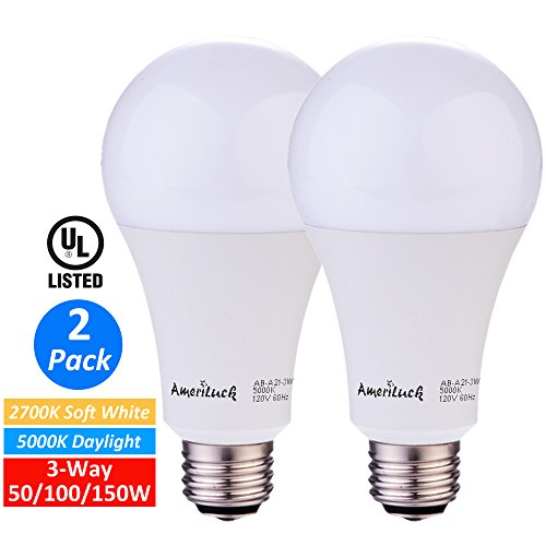 Led Light Bulbs For 3 Way Lamps