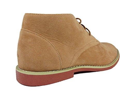 Boots Men Oxfords Chukka Alberto Fellini Dkt Classic Red Desert RgqYn4