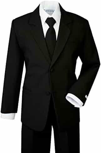 Spring Notion Boys' Classic Fit Formal Dress Suit Set