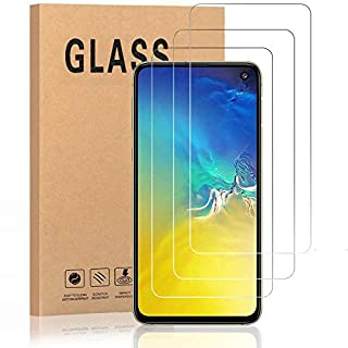 AILIBOTE Samsung Galaxy S10e Screen Protector, [3 Pack] 9H Hardness Anti-Scratch Full Coverage Tempered Glass Screen Protector Film for Samsung Galaxy S10e