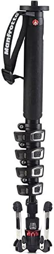 Manfrotto Xpro 5 Section Aluminum Video Monopod