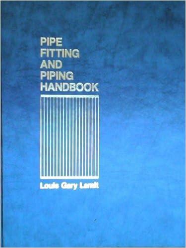 Amazon Com Pipe Fitting And Piping Handbook 9780136766025 Gary