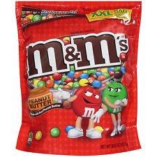 M&M PEANUT BUTTER PARTY (38 oz BAG) ()