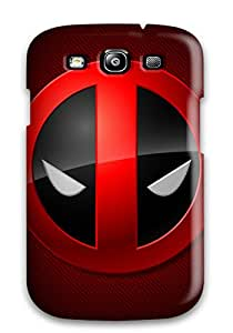 New Arrival Case Specially Design For Galaxy S3 (deadpool Logo)