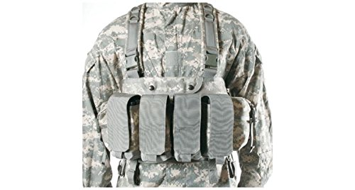 BLACKHAWK! Commando Chest Harness - ARPAT (Army Pattern) (Blackhawk Tactical Chest Harness compare prices)