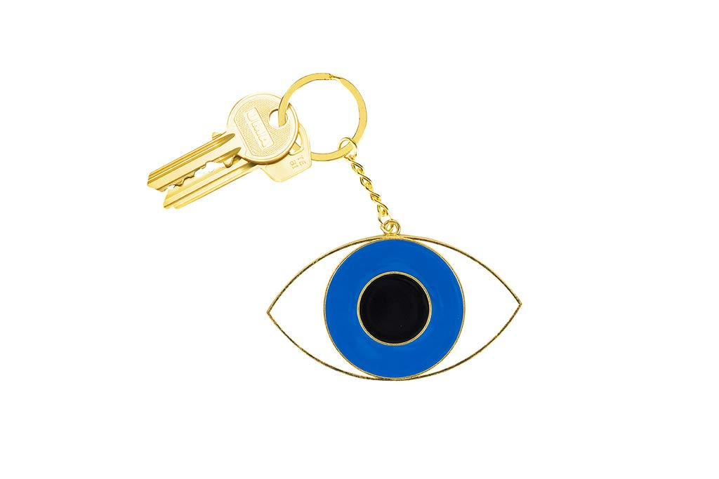 Eye DYOVERSEY DOIY Oversized Keyring Design