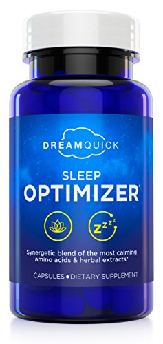 DreamQuick Strength Valerian Time Released Melatonin product image