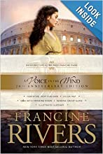 Francine Rivers, - A Voice in the Wind (Mark of the Lion) New York Times Bestselling Author