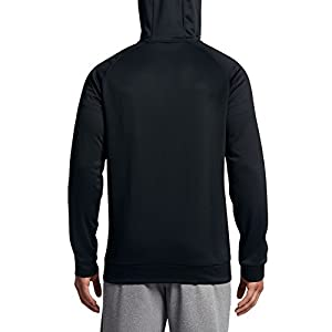Men's Nike Therma Training Hoodie,Black,X-Large