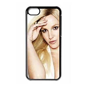 Britney Spears iPhone 5c Cell Phone Case Black E1309004