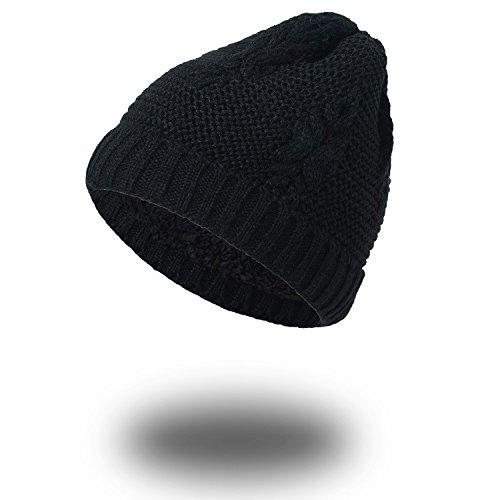 sombreros sombreros Navidad Halloween Black Otoño Señoras MASTER beanie tejer gris tejidos cálido Invierno sombreros wXP5dAqx