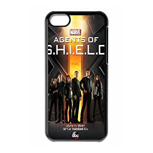 iPhone 5c Cell Phone Case Black Marvels Agents Of S.H.I.E.L.D JNR2187532