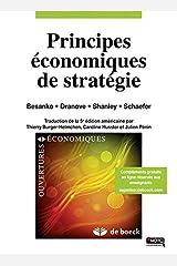 Principes économiques de stratégie (French Edition) Paperback
