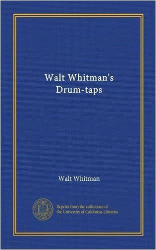Walt Whitman\'s Drum-taps: Walt Whitman: Amazon.com: Books