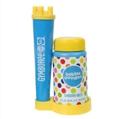 Gymboree Bubble Ooodles with Wand and Tray - 4oz