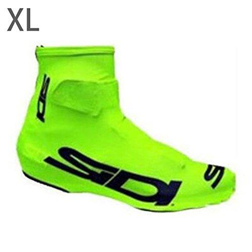 Xl Para Prueba De Colores Zapatos Cubierta Múltiples Wlgreatsp Bicicleta Agua Y Antideslizante Resistente Verde Al Disponibles A Desgaste vq5ZE