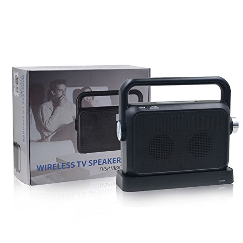 Wireless TV Speaker Portable TV Soundbox TV Audio Hearing Assistance TV-SB Wireless TV Listening Speaker by Mann