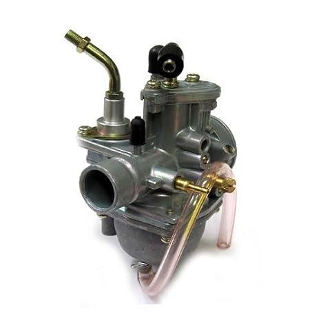 Caltric Carburetor Fits POLARIS SCRAMBLER 90 2001 2002 2003 ATV Manual  Cable Choke