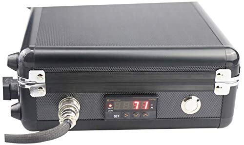 Professional Aromatherapy Diffuser PID Briefcase (Black) by Vapecode (Image #5)