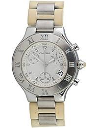 Chronoscaph quartz mens Watch 2424 (Certified Pre-owned)
