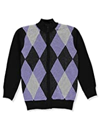 American Legend Outfitters Big Boys' Zip-Up Sweater