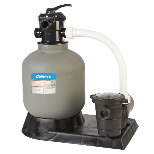 Doheny's Sand Filter Systems 24 in Tank 1.5HP Pump by Doheny's