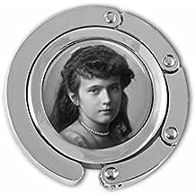 Grand Duchess Anastasia Nikolaevna themed purse hook.