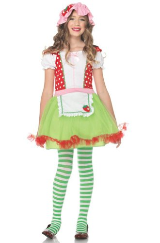 Strawberry Sweetie Costume - (Strawberry Sweetie Dress Child Costumes)