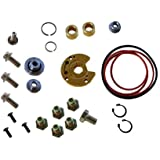 Turbo Rebuild Repair Kit Kits for Garrett T3 T4 T04B T04E Turbocharger 360 Degree Upgrade Thrust