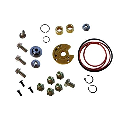 Turbo reconstruir Kit de reparación Kits para Saab 900 16 V 2.0/4 B202 Garrett tbo339 tbo357 tbo382 Turbocompresor 360 Degree Cojinete de empuje: Amazon.es: ...