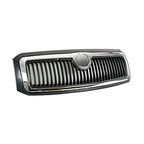 MS Auto Piezas 1556015 enfriador Barbacoa Cromado, color negro: Amazon.es: Coche y moto