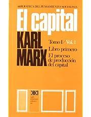 El capital. Tomo I. Vol. I: 1