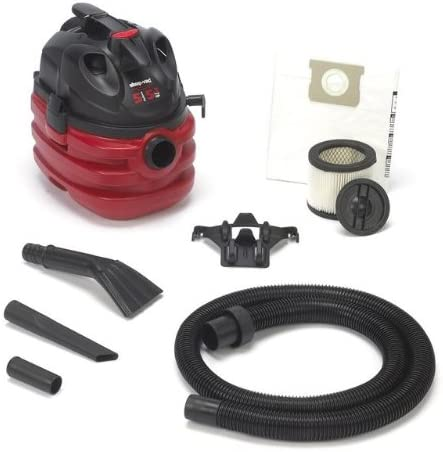 Shop-Vac 5 Gal 5.5 Hp Heavy Duty Portable Wet Dry Vac