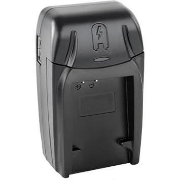 Amazon.com: Watson Cargador de AC/DC compacto para Li-50B/VW ...