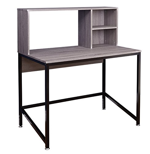 Target Marketing Systems 50507BKG Porter Office Desk (Table Console Target Red)
