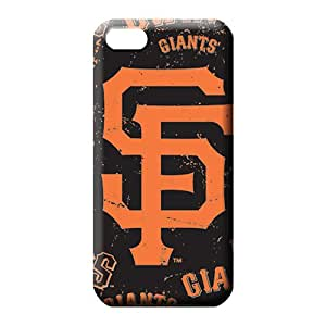 iphone 5 5s cell phone carrying shells Slim Fit Shock-dirt For phone Cases san francisco giants mlb baseball